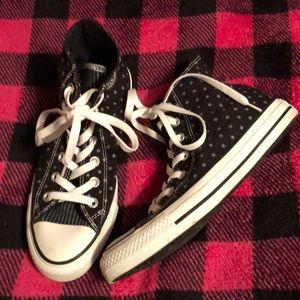 Converse Stars and Stripes Hi Tops